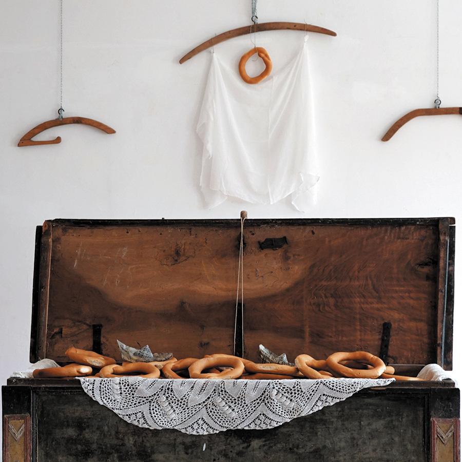 Rad s izložbe u Hrvatskom domu Sv. Kuzam, Forma Viva Sveti Kuzam