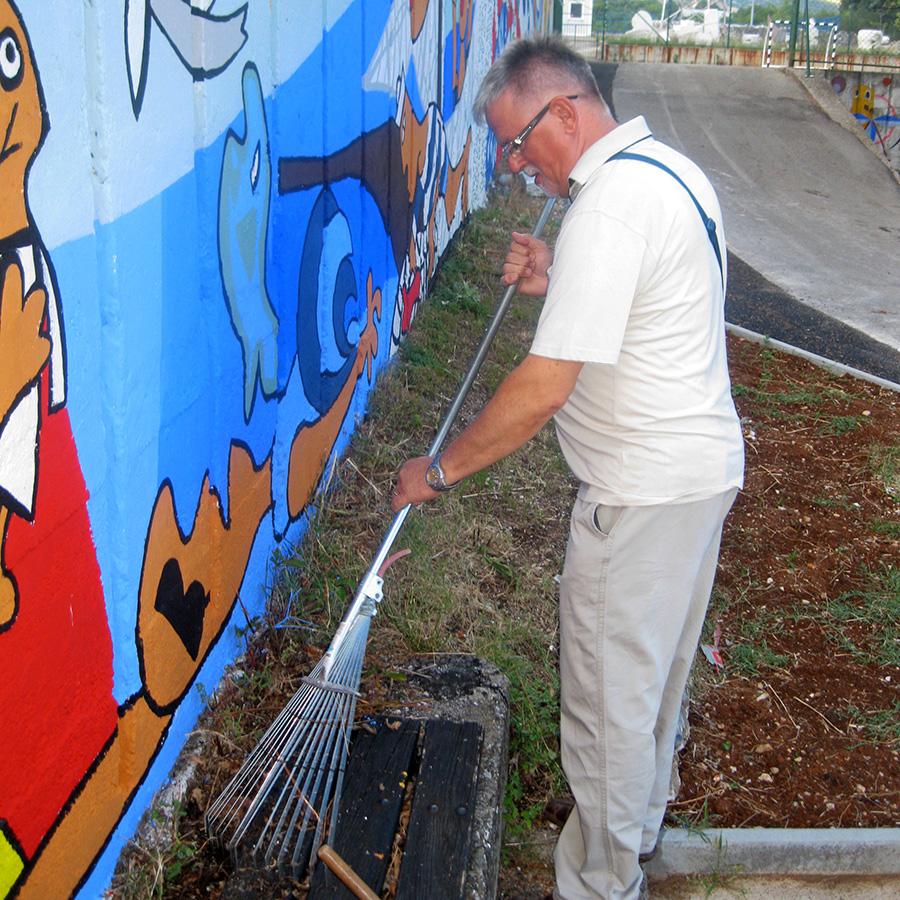 Odžavanje murala, Forma Viva Sveti Kuzam